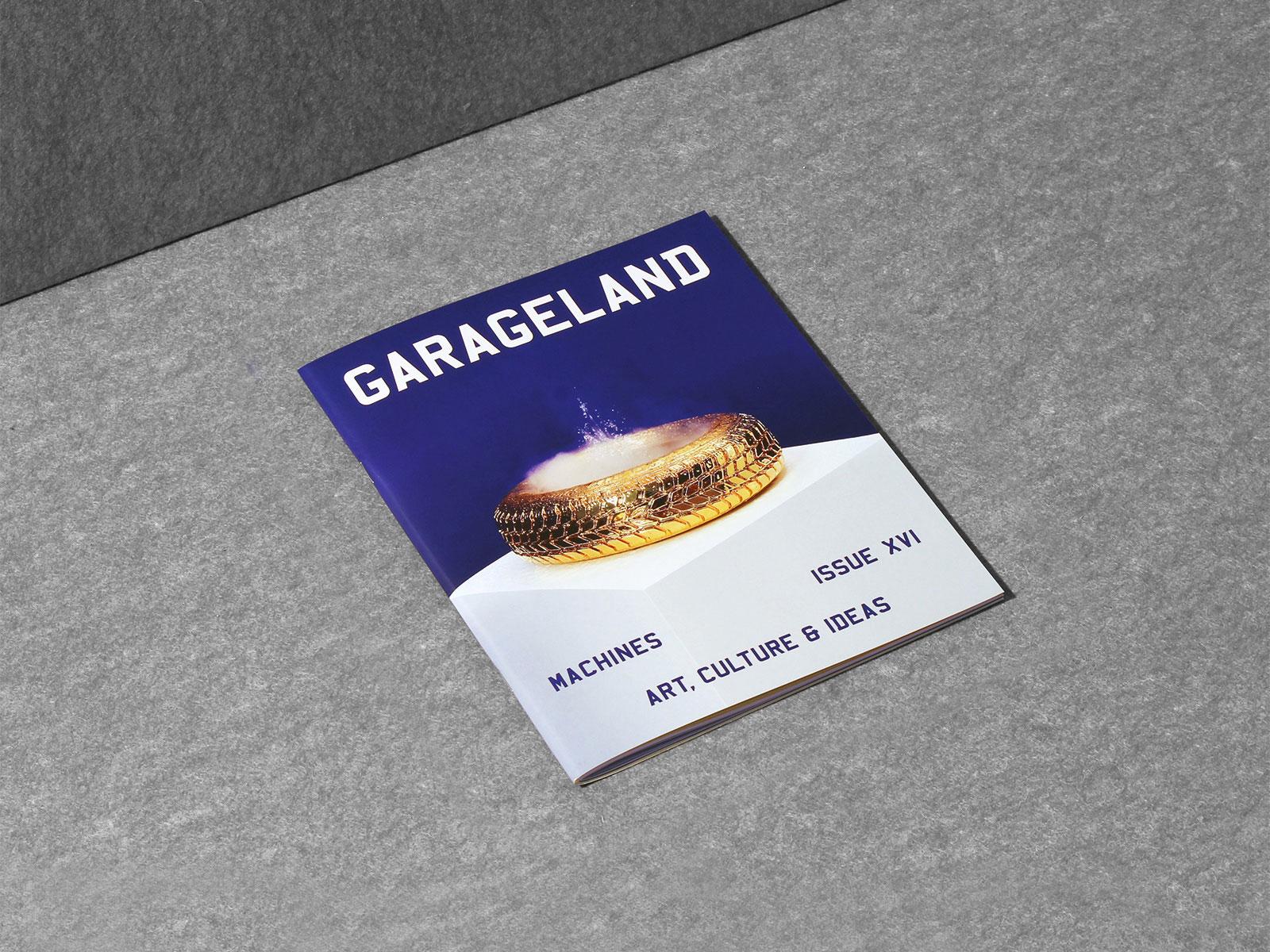 Garageland 16 1