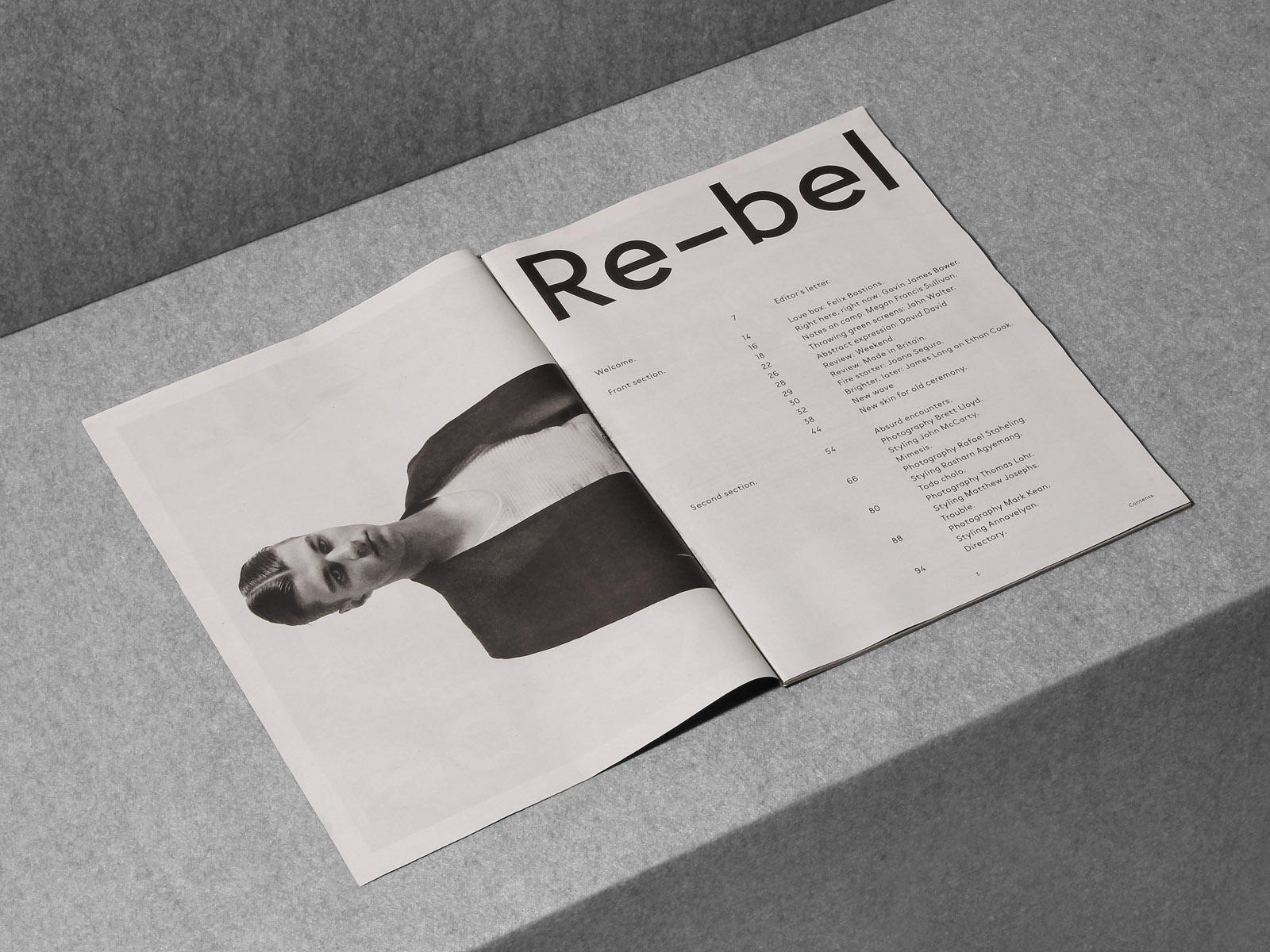 Re bel issue 2