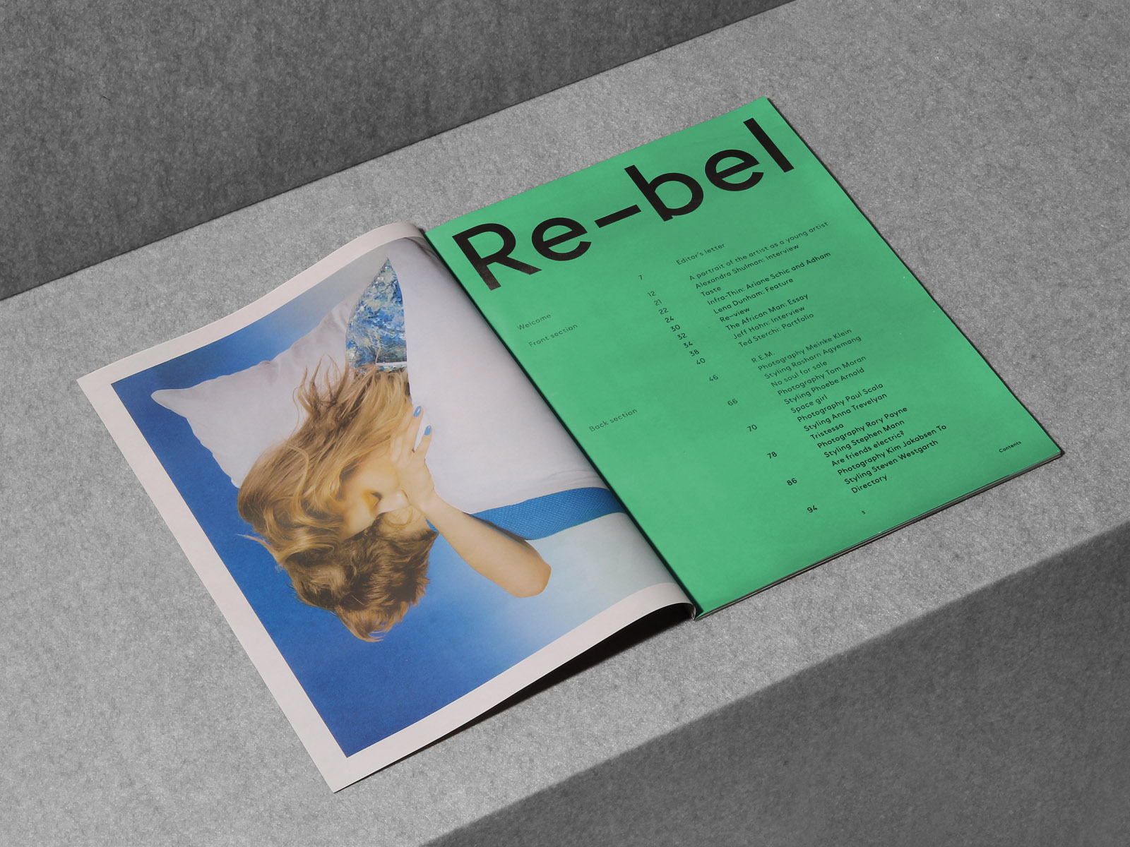 Re bel issue 12b